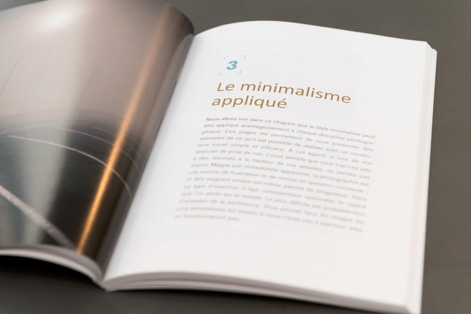 Revue de livre les secrets de la photo minimaliste avec for Photographie minimaliste
