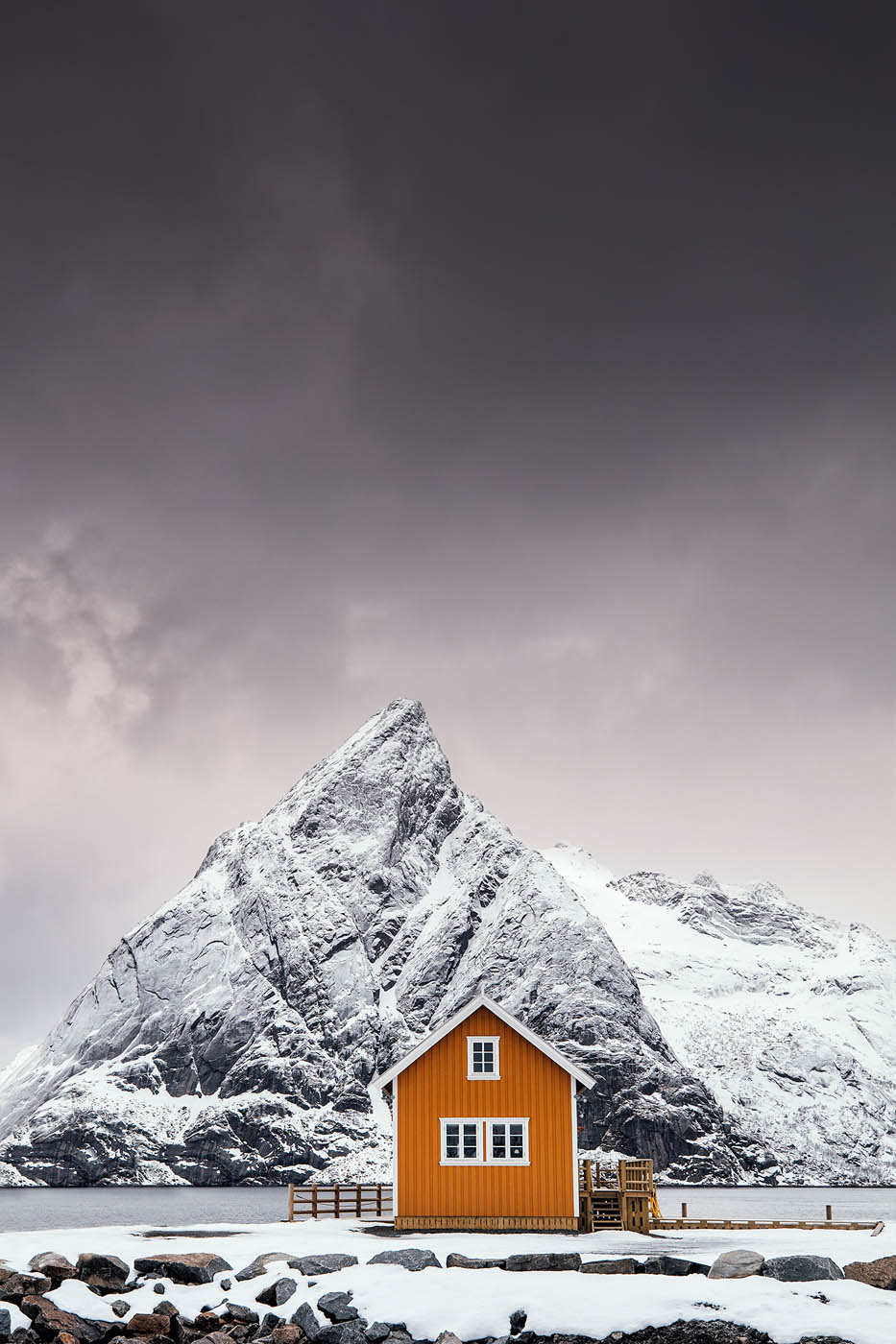 Shapes of Lofoten © Mikkel Beiter, Denmark, Winner, Open Competition Travel, 2018 Sony World Photography Awards