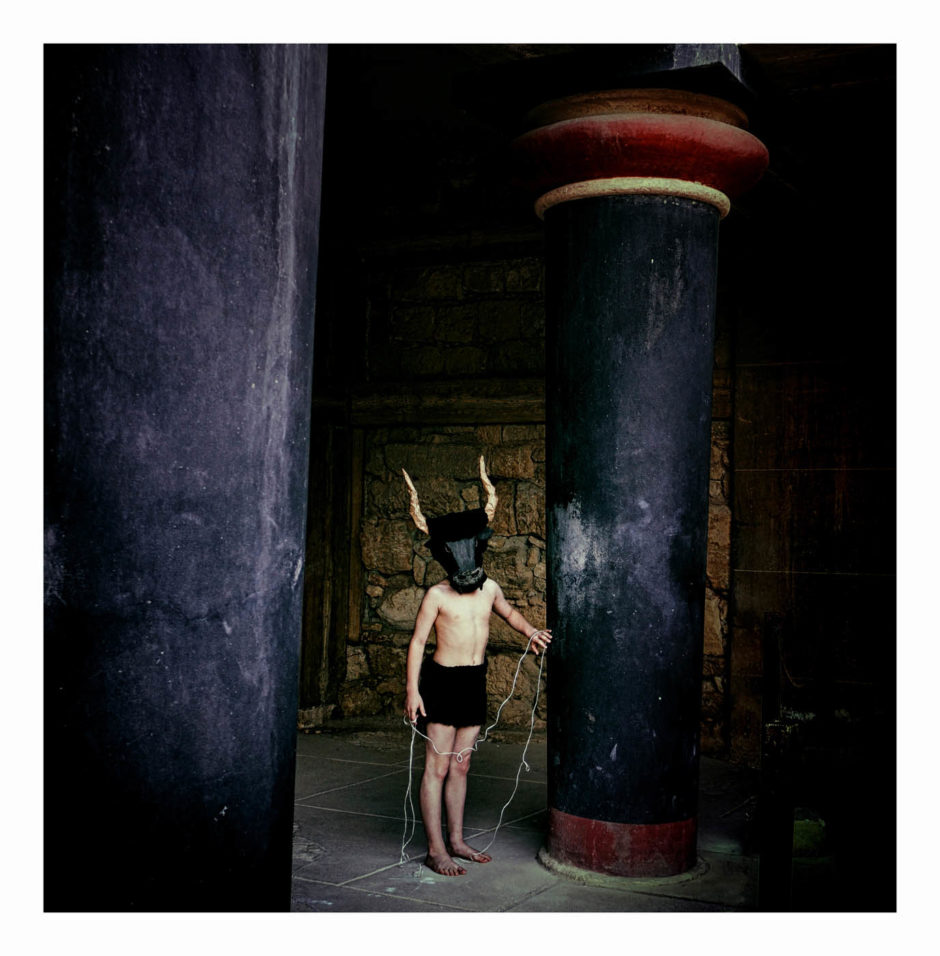 Young minotaur © Panos Skordas, Greece, Winner, Open Competition, Culture, 2018 Sony World Photography Awards