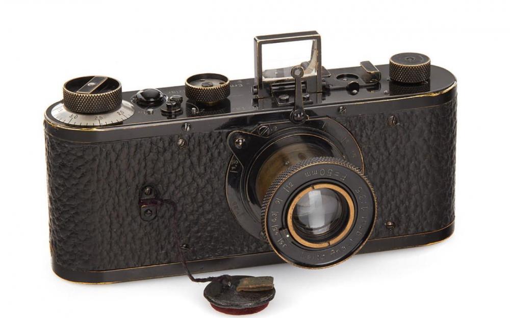 l'appareil photo le plus cher au monde a été vendu 2,4 millions d