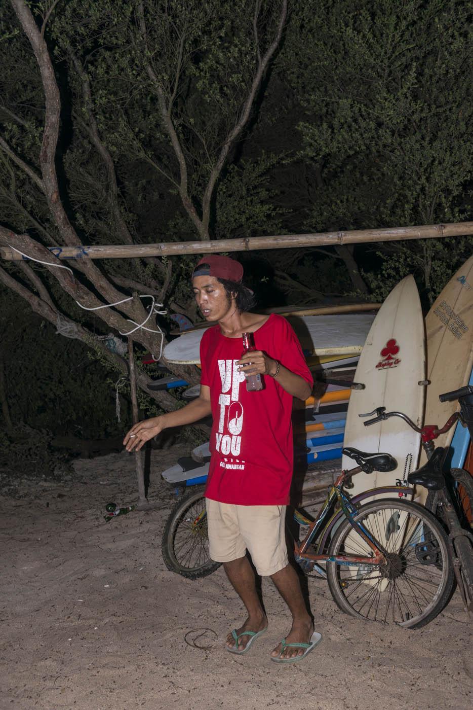 Thomas Egli Paradis Island