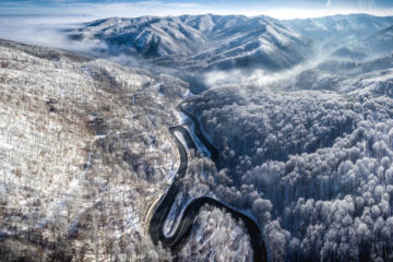 Infinite Road to Transylvania © Calin-Andrei Stan