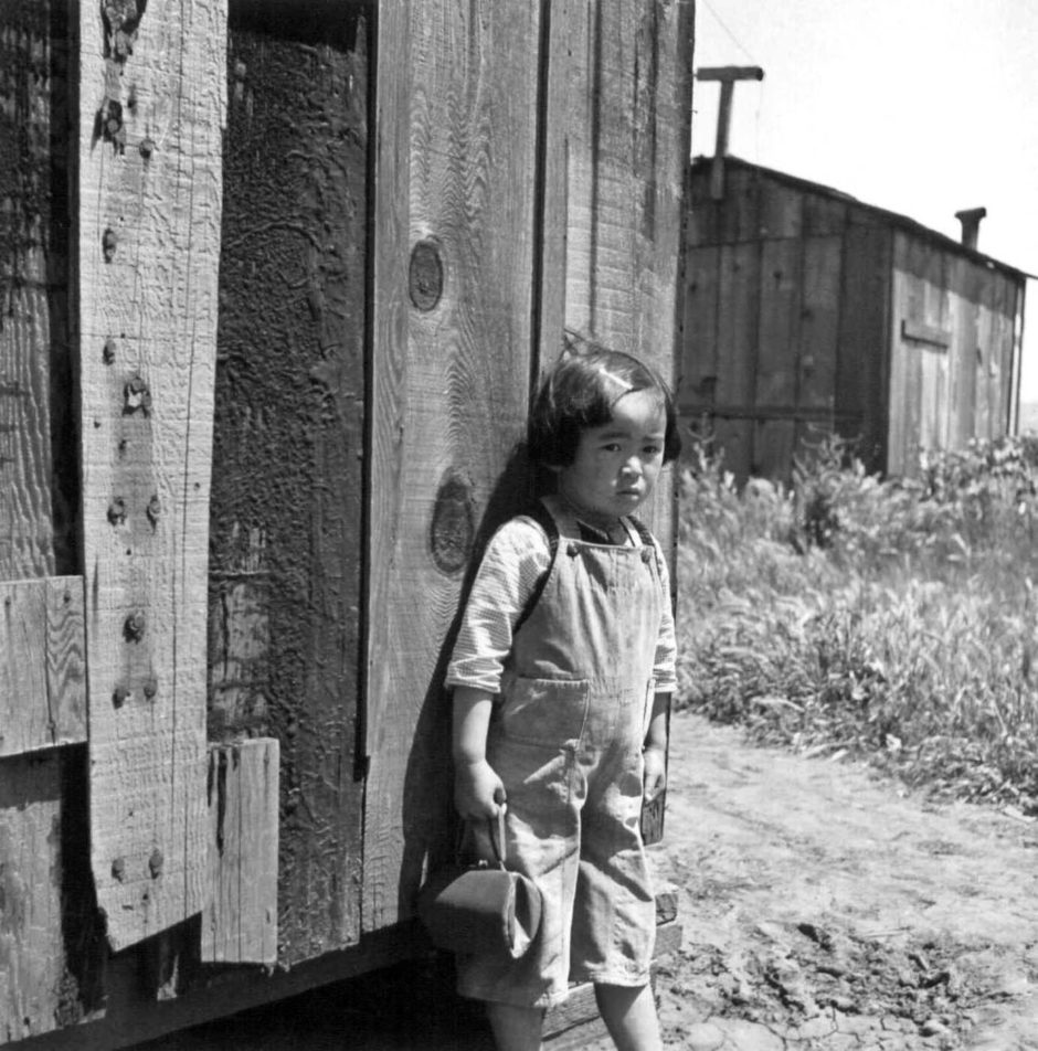 Dorothea Lange Japanese-internment-940x952