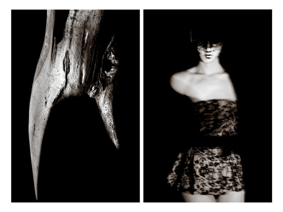 Arabesque Nocturne © Jasmine Durand