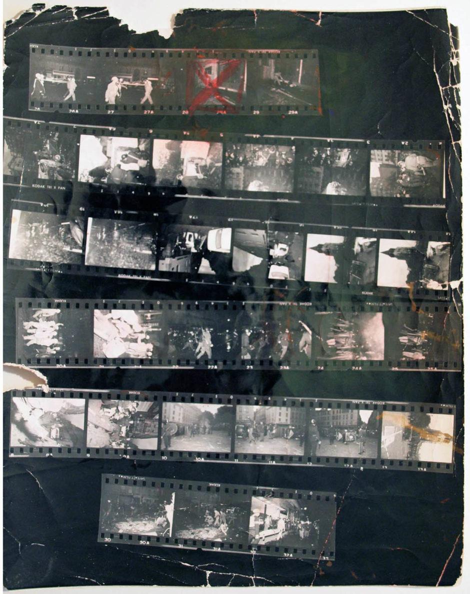 Icônes de Mai 68 BnF