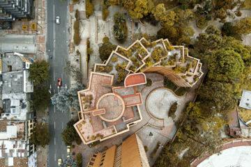 Aerial Facades © Camilo Monzón Navas