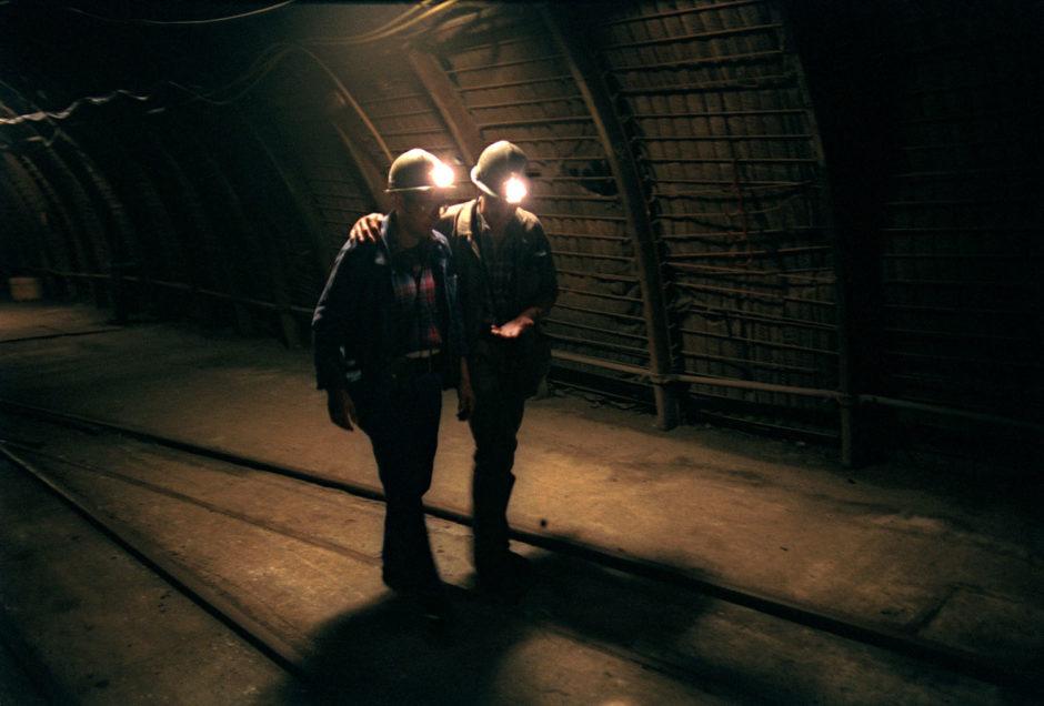 Nous n'irons plus à la mine ©Jacques Grison