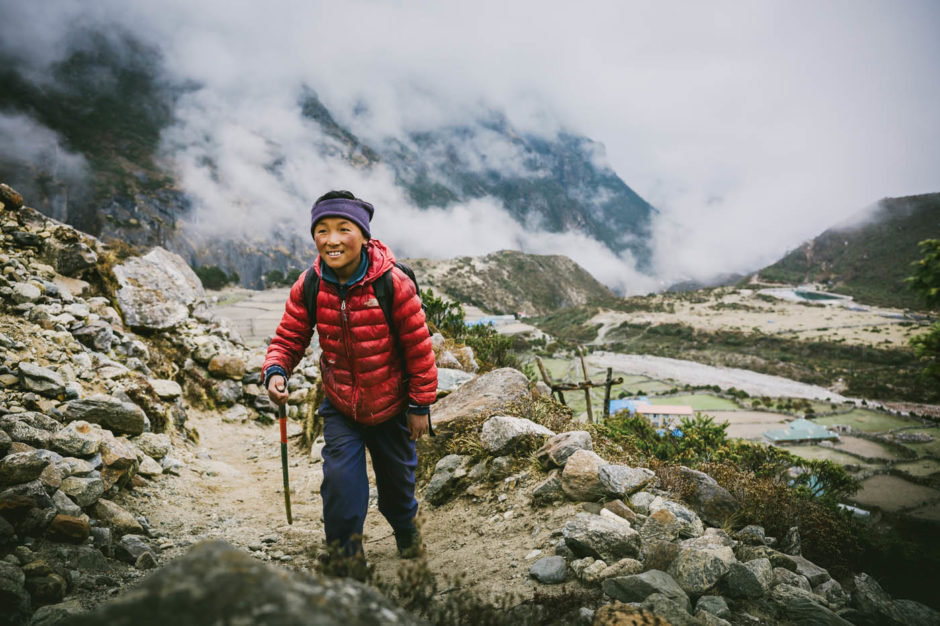Loved by All The Stories of Apa Sherpa