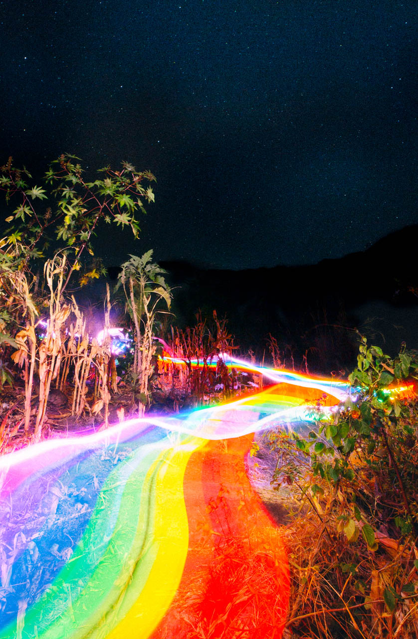 Rainbow Road © Daniel Mercadante