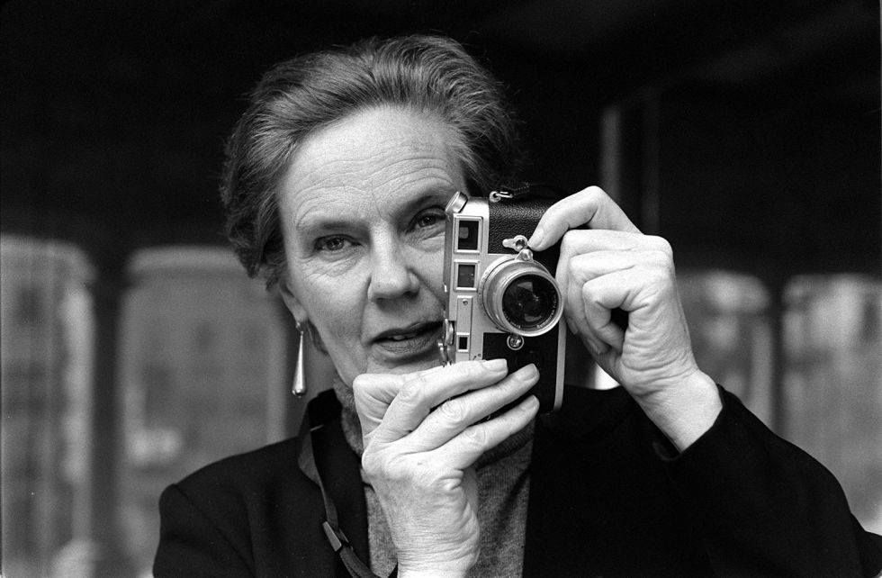Zoom photographe : Martine Franck