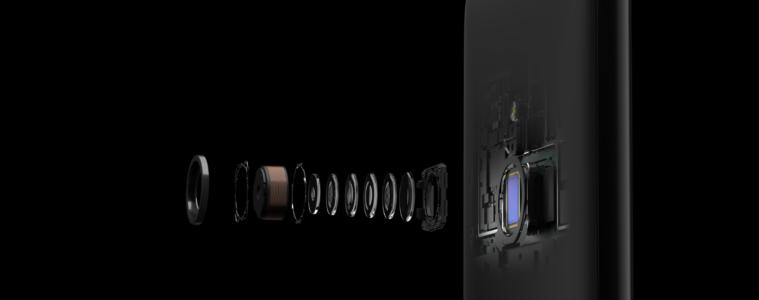 Capteur Sony IMX586