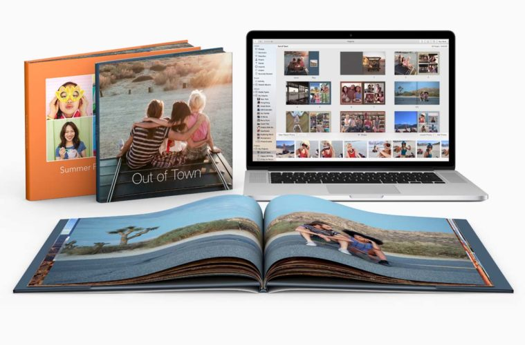 Apple Photo Print Products