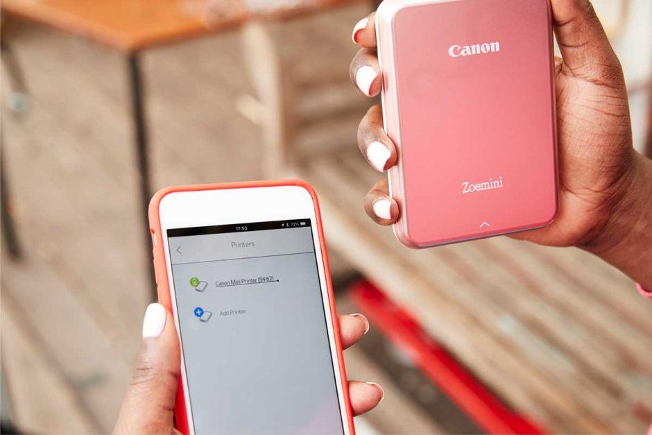 Canon Zoemini Bluetooth