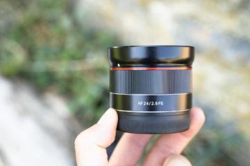 Samyang AF 24mm F:2.8 FE