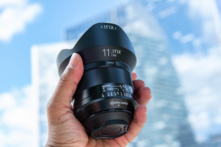 Test 11mm f/4 Blackstone