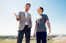 Kevin Systrom Mark Zuckerberg Instagram