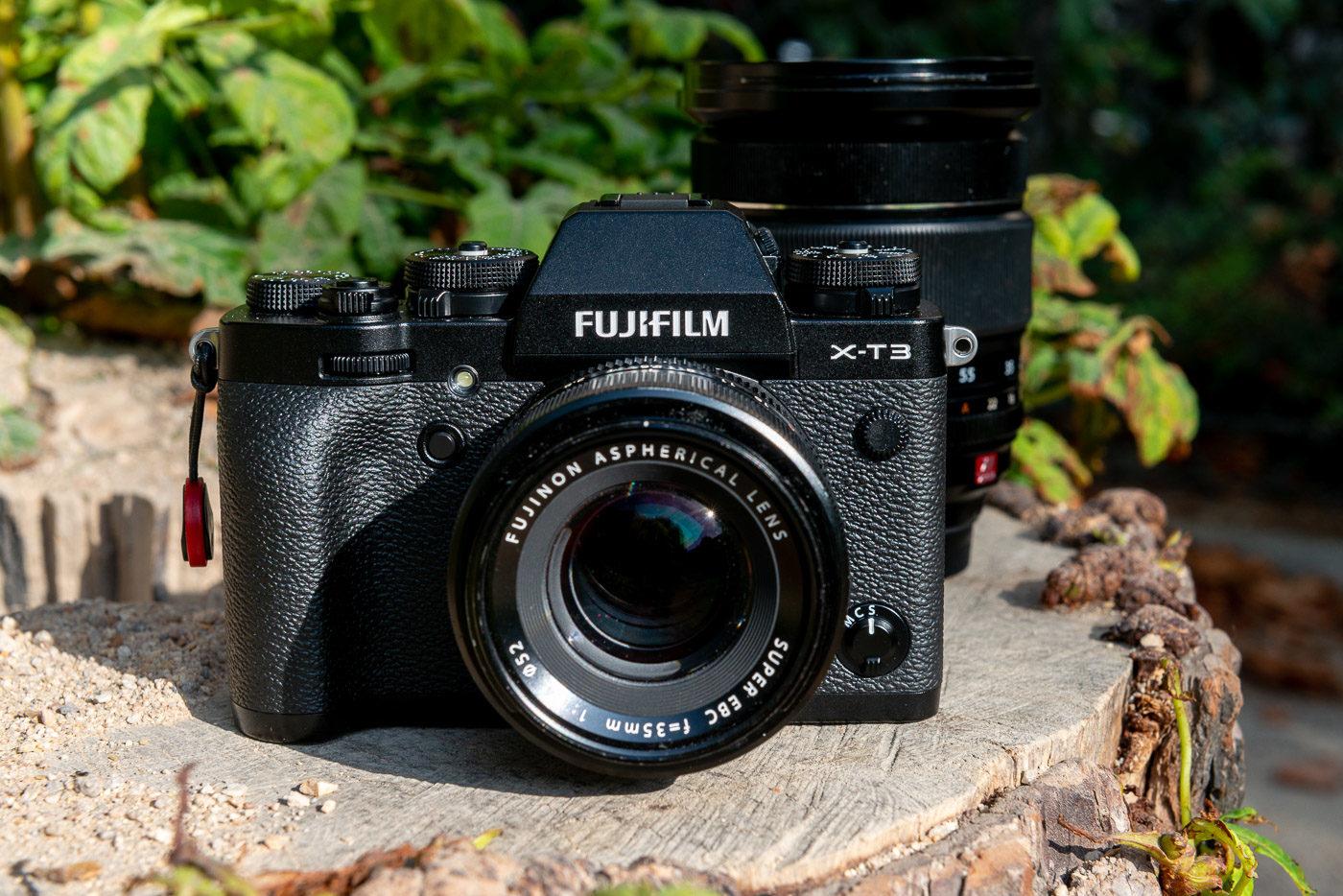 Test du Fuji X-T3, l'hybride APS-C phare de Fujifilm