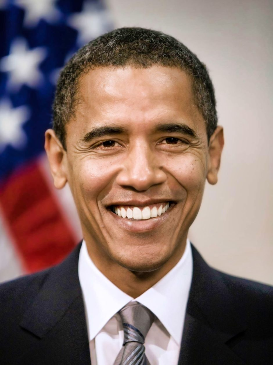 Photo retouchée dans Photolemur - © The Obama-Biden Transition Project