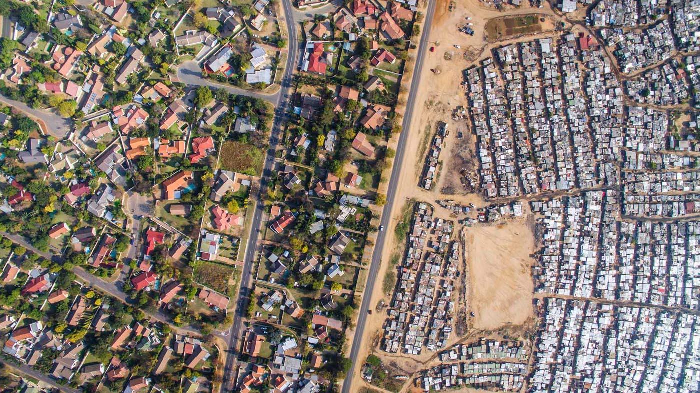 Unequal Scenes : les inégalités du monde photographiées au drone