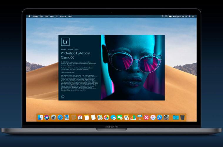 Adobe Et Macos Mojave Attendre Avant La Mise A Jour Si Vous