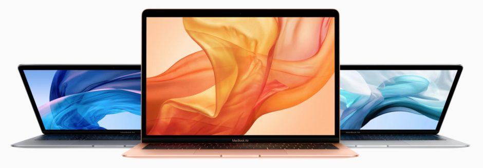 Apple Nouveaux MacBook Air