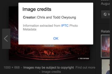 Google Images crédits