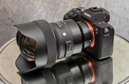 Sigma 14 mm f/1.8 DG HSM Art (monture Sony E)