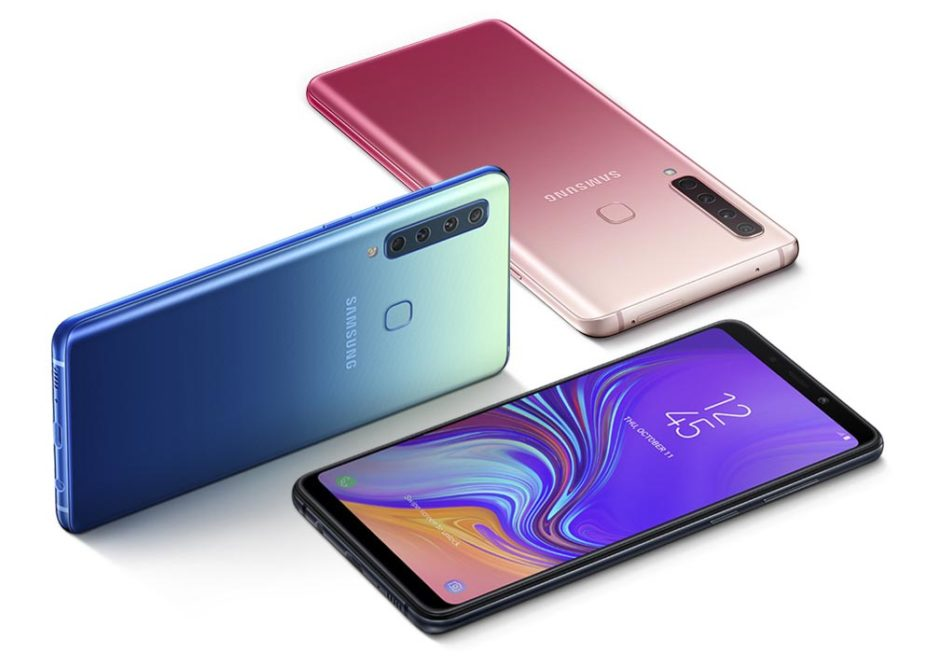 Galaxy A9 Colorful Img R
