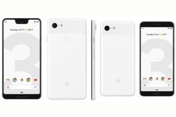 Google Pixel 3 Et 3 XL Large