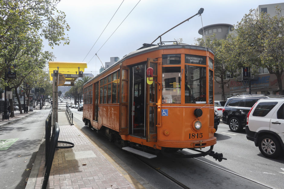 G1 X Mark III - Oldest Streetcar