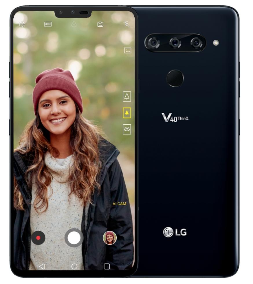LG V40 IA