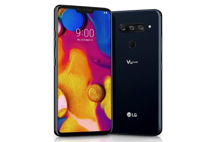 LG V40 ThinQ 1