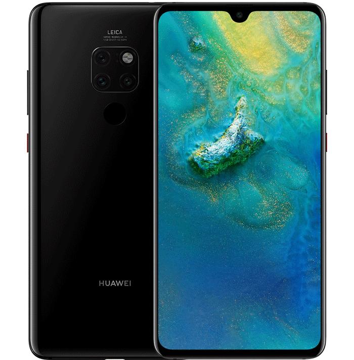 Huawei Mate 20 design