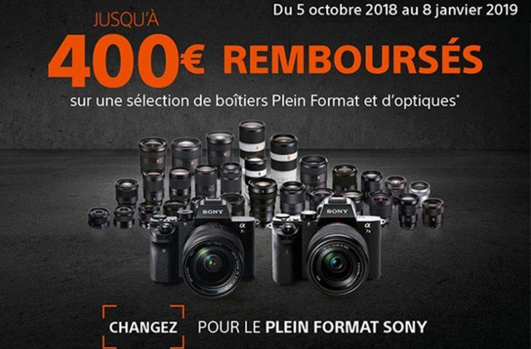 ODR Sony Automne 2018