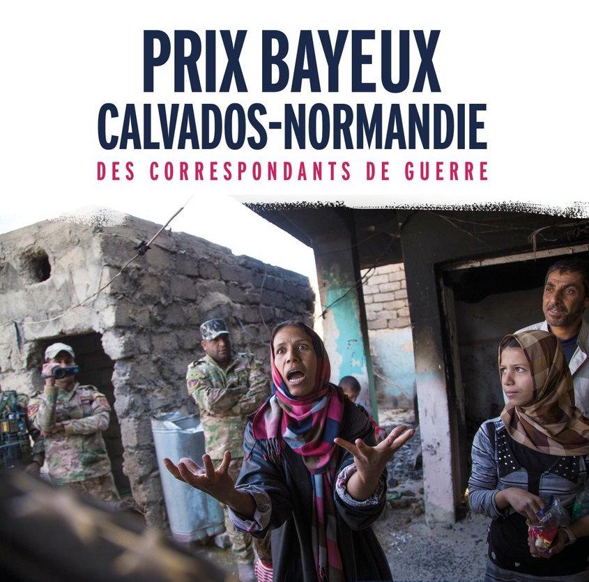 La guerre dans l'objectif : prix Bayeux Calvados-Normandie 2020