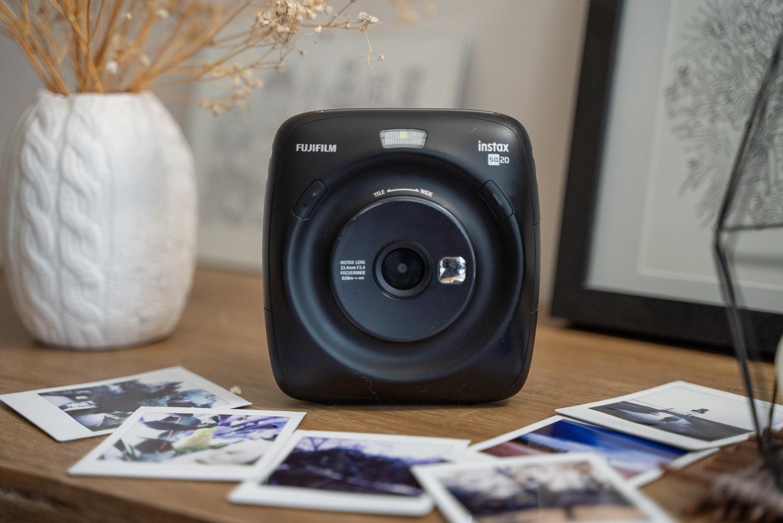 Top des meilleurs appareils photos instantanés en 2021 - Instax square sq20