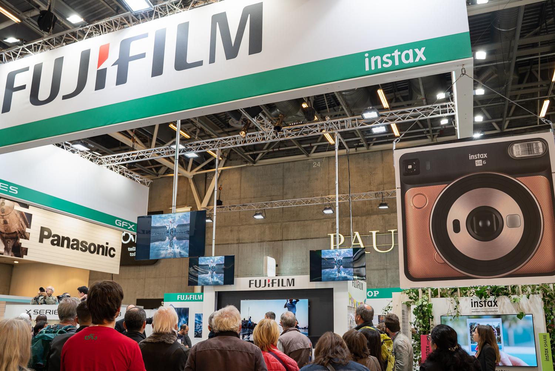 La photo instantanée façon Instax : petit tour d'horizon du marché avec Franck Portelance de Fujifilm