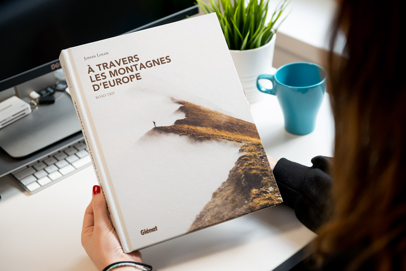Revue De Livre A Travers Les Montagnes D Europe De Johan Lolos