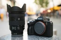Les articles sur Sony A7III