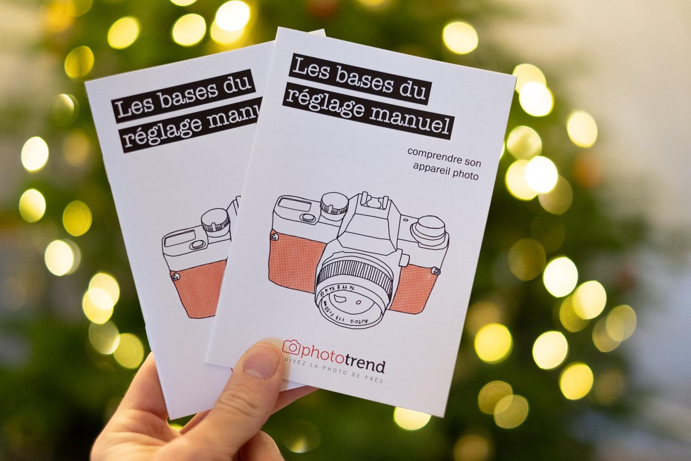 Idée cadeau Noël : offrez « les bases du réglage manuel » à un(e