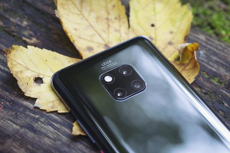 Test Huawei Mate 20 Pro Photo