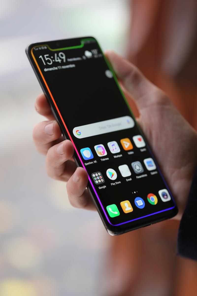 Huawei Mate 20 Pro Main Vertical