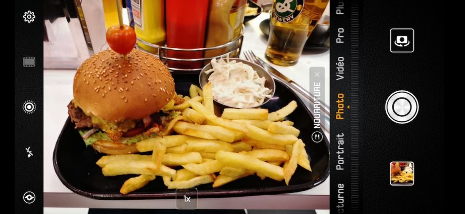 Huawei Mate 20 Pro Screenshot IA