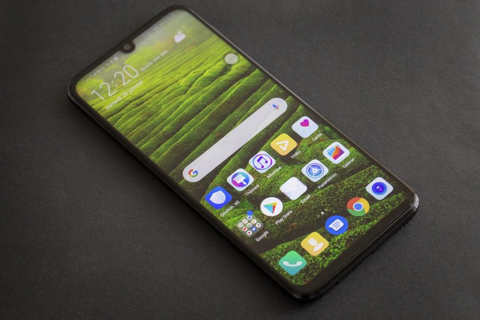 Huawei P Smart 2019 Header