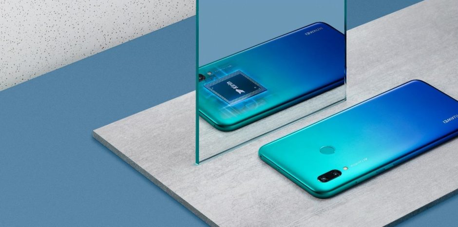 Huawei P Smart 2019 Processeur