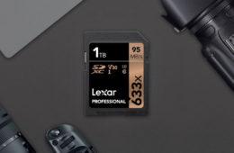 Lexar 1 To SDXC