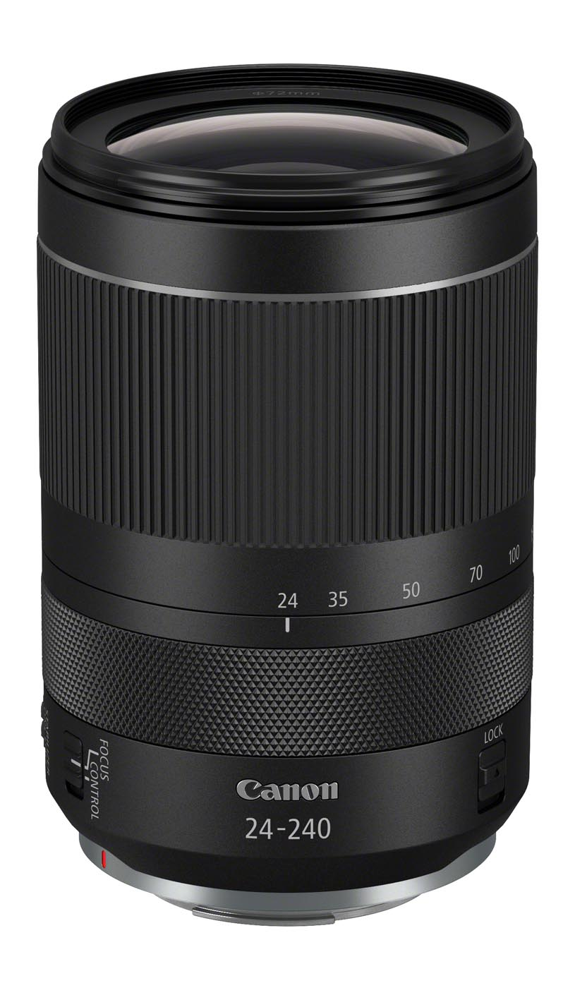 Canon RF 24 240 Mm F4 6,3 IS USM