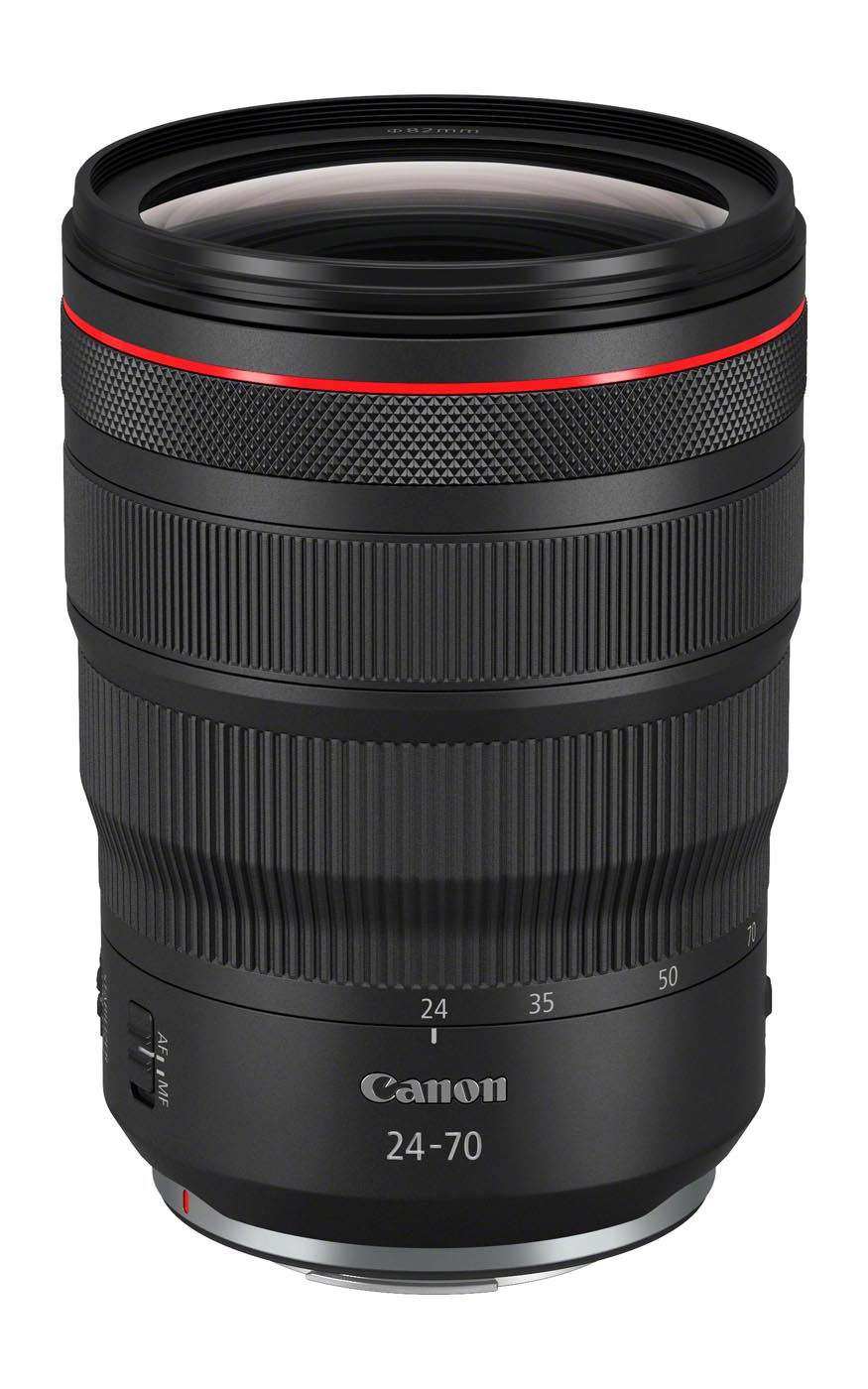 Le zoom transtandard par excellence : le Canon RF 24 70 Mm F2,8L IS USM