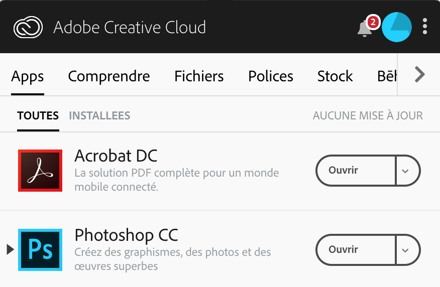 Capture Adobe Creative Cloud