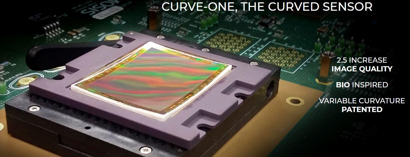 Curve-One capteur incurvé